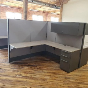 refurbished office desk