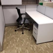 refurbished office desk